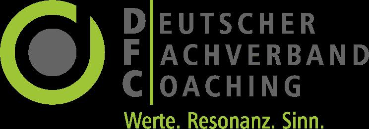 Logo Deutscher Fachverband Coaching